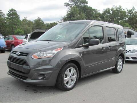 2016 Ford Transit Connect Wagon for sale at Pure 1 Auto in New Bern NC