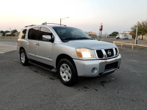 2006 Nissan Armada for sale at KHAN'S AUTO LLC in Worland WY
