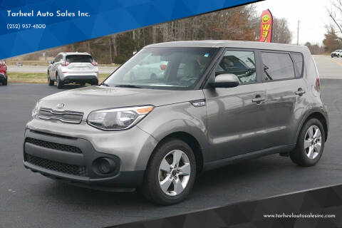 2019 Kia Soul for sale at Tarheel Auto Sales Inc. in Rocky Mount NC