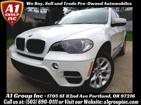 2011 BMW X5 for sale at A1 Group Inc in Portland OR