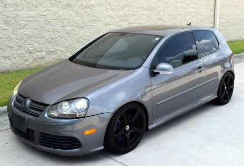 2008 Volkswagen R32 for sale at Raleigh Auto Inc. in Raleigh NC