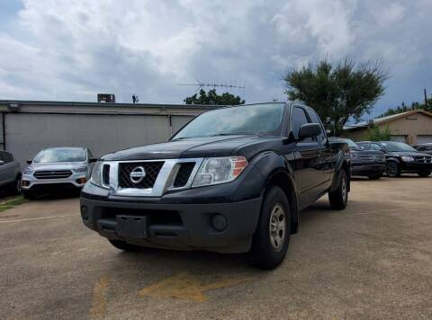 2018 Nissan Frontier for sale at International Auto Sales in Garland TX
