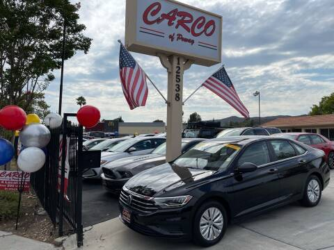 2019 Volkswagen Jetta for sale at CARCO SALES & FINANCE - CARCO OF POWAY in Poway CA