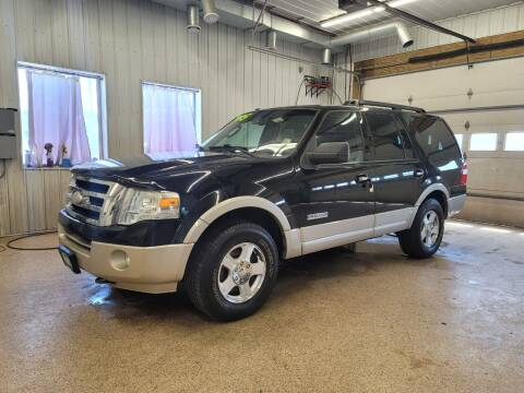 2008 Ford Expedition for sale at Sand's Auto Sales in Cambridge MN