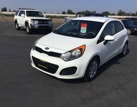 2013 Kia Rio 5-Door for sale at My Three Sons Auto Sales in Sacramento CA