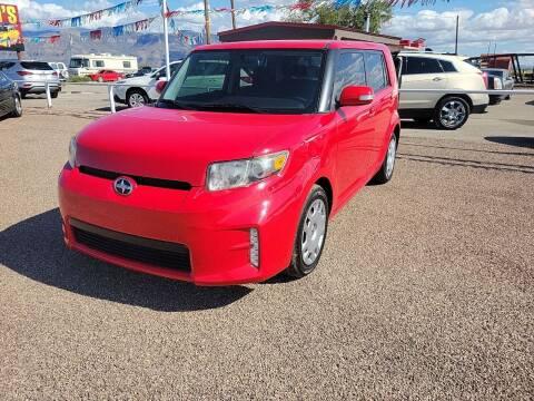 2014 Scion xB for sale at Bickham Used Cars in Alamogordo NM