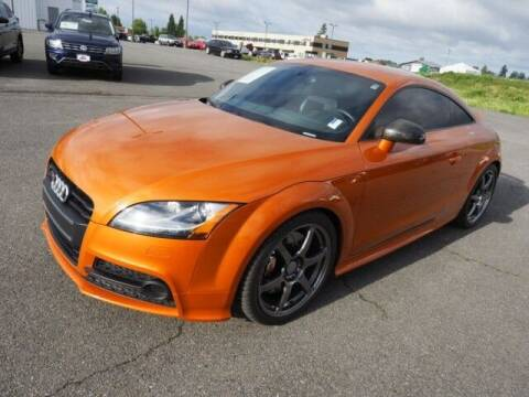 2015 Audi TTS for sale at Karmart in Burlington WA