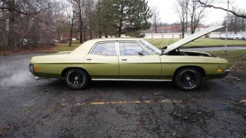 1972 Ford Galaxie for sale at Classic Car Deals in Cadillac MI