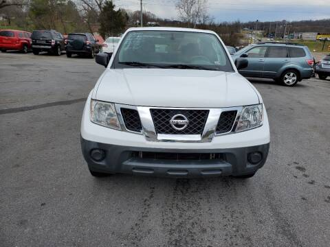 2010 Nissan Frontier for sale at DISCOUNT AUTO SALES in Johnson City TN