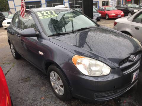 2009 Hyundai Accent for sale at Klein on Vine in Cincinnati OH