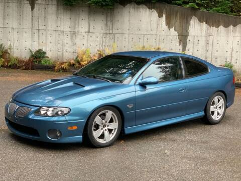 2004 Pontiac GTO for sale at Harper Motorsports-Powersports in Post Falls ID
