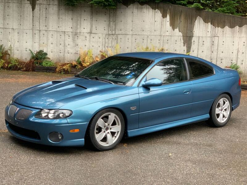 2004 Pontiac GTO for sale at Harper Motorsports in Post Falls ID