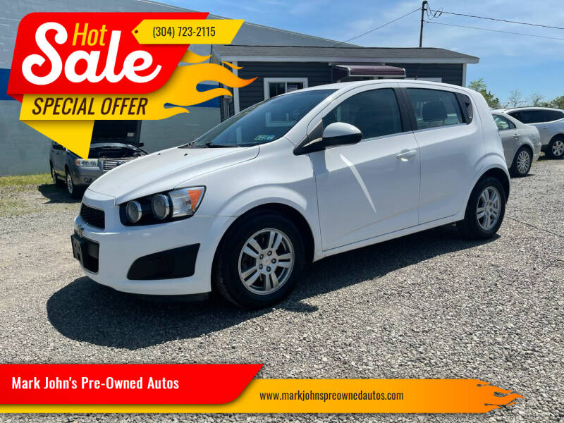 2012 Chevrolet Sonic for sale at Mark John's Pre-Owned Autos in Weirton WV