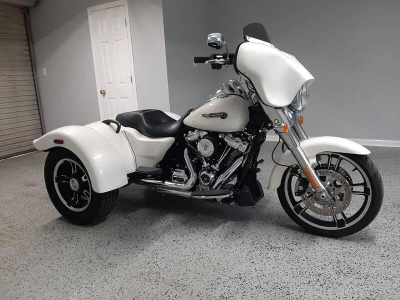 2019 Harley Davidson FLRT for sale at Rucker Auto & Cycle Sales in Enterprise AL