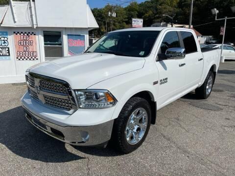 2017 RAM Ram Pickup 1500 for sale at Auto Banc in Rockaway NJ