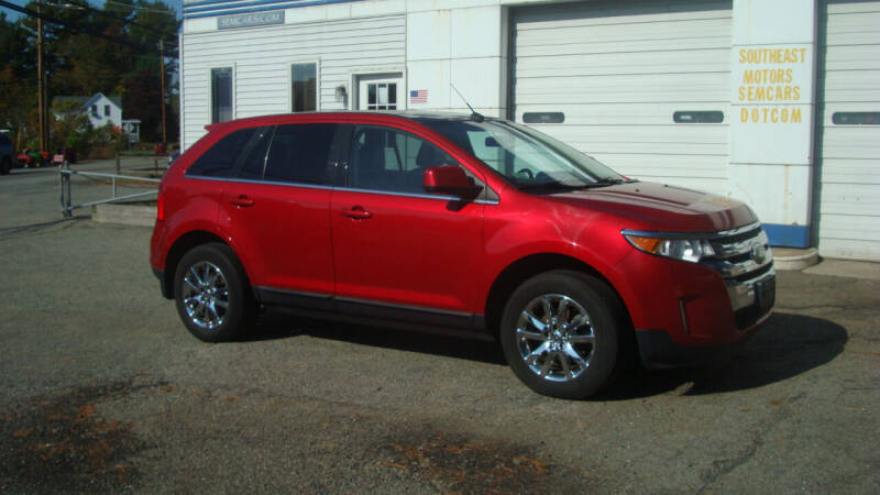 2011 Ford Edge for sale at Southeast Motors INC in Middleboro MA