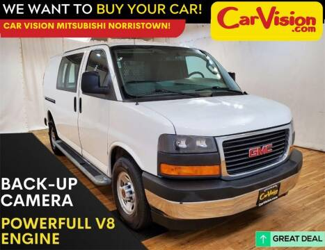 2018 GMC Savana Cargo for sale at Car Vision Mitsubishi Norristown in Norristown PA