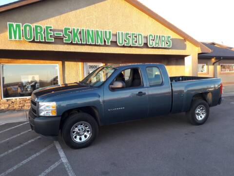 2013 Chevrolet Silverado 1500 for sale at More-Skinny Used Cars in Pueblo CO