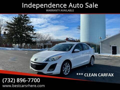 2010 Mazda MAZDA3 for sale at Independence Auto Sale in Bordentown NJ