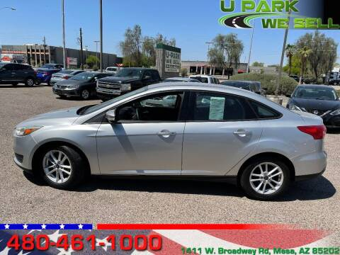 2015 Ford Focus for sale at UPARK WE SELL AZ in Mesa AZ