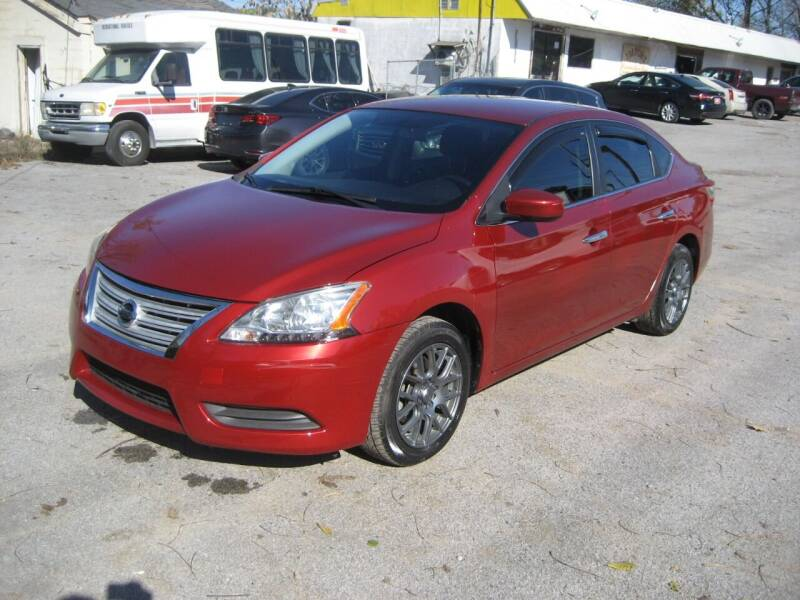 2015 Nissan Sentra for sale at Import Auto Connection in Nashville TN