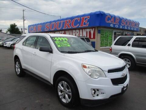 2011 Chevrolet Equinox for sale at CAR SOURCE OKC - CAR ONE in Oklahoma City OK