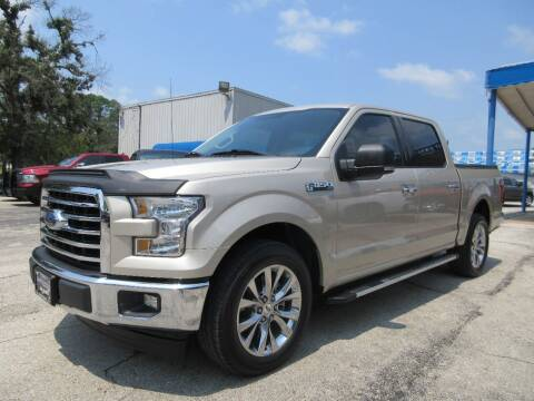 2017 Ford F-150 for sale at Quality Investments in Tyler TX