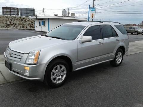 2008 Cadillac SRX for sale at Nelsons Auto Specialists in New Bedford MA