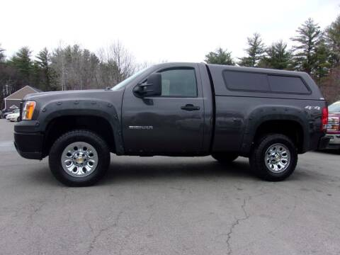 2010 GMC Sierra 1500 for sale at Mark's Discount Truck & Auto Sales in Londonderry NH