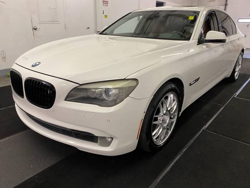 2009 BMW 7 Series for sale at TOWNE AUTO BROKERS in Virginia Beach VA