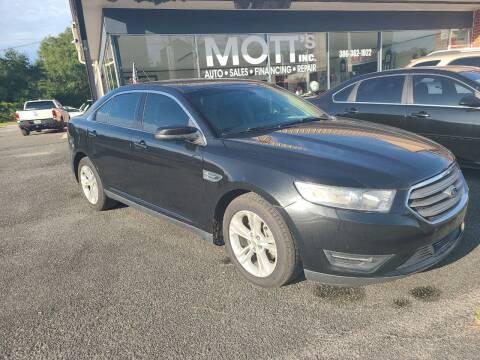 2014 Ford Taurus for sale at Mott's Inc Auto in Live Oak FL