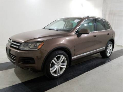 2012 Volkswagen Touareg for sale at AUTOLOGIC in San Diego CA
