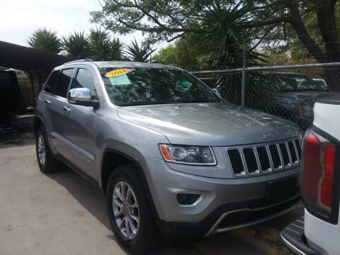 2014 Jeep Grand Cherokee for sale at Express AutoPlex in Brownsville TX
