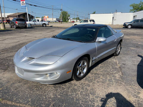 2002 Pontiac Firebird for sale at Bruce Kunesh Auto Sales Inc in Defiance OH