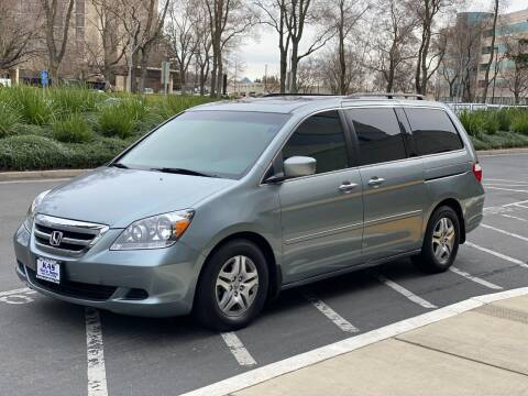 2006 Honda Odyssey for sale at KAS Auto Sales in Sacramento CA