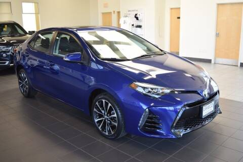 2017 Toyota Corolla for sale at BMW OF NEWPORT in Middletown RI