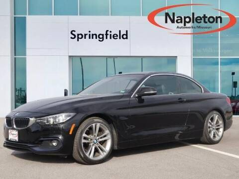 2018 BMW 4 Series for sale at Napleton Autowerks in Springfield MO