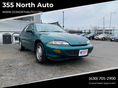 1997 Chevrolet Cavalier for sale at 355 North Auto in Lombard IL