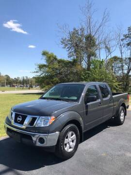 2010 Nissan Frontier for sale at Northgate Auto Sales in Myrtle Beach SC