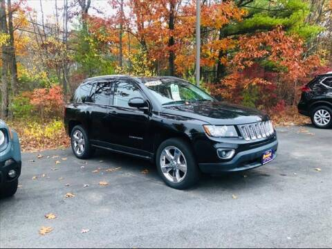 2014 Jeep Compass for sale at North Berwick Auto Center in Berwick ME