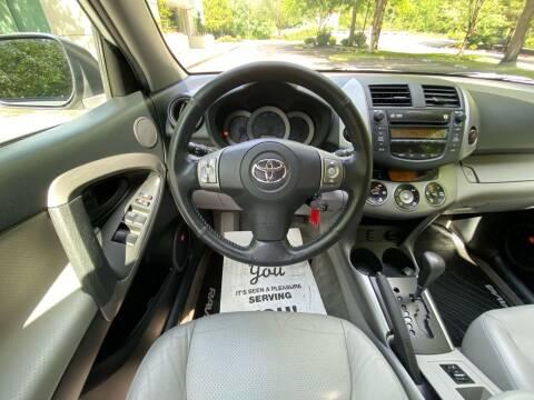 2008 Toyota RAV4 for sale at Mudarri Motorsports in Kirkland WA