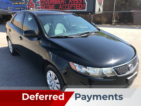 2011 Kia Forte for sale at Rock Star Auto Sales in Las Vegas NV