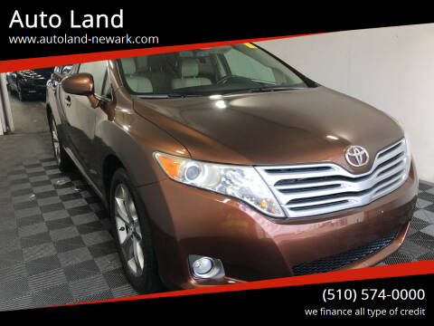 2010 Toyota Venza for sale at Auto Land in Newark CA