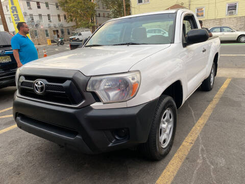 2013 Toyota Tacoma for sale at DEALS ON WHEELS in Newark NJ