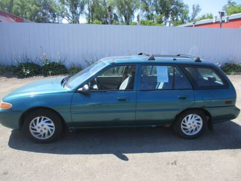 1998 Ford Escort for sale at Chaddock Auto Sales in Rochester MN