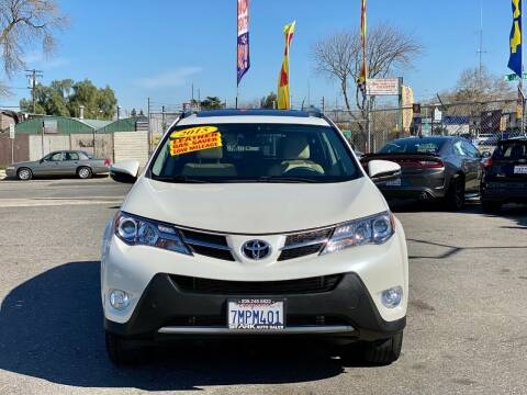 2015 Toyota RAV4 for sale at Stark Auto Sales in Modesto CA