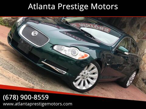 2009 Jaguar XF for sale at Atlanta Prestige Motors in Decatur GA