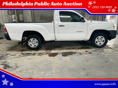 2005 Toyota Tacoma for sale at Philadelphia Public Auto Auction in Philadelphia PA