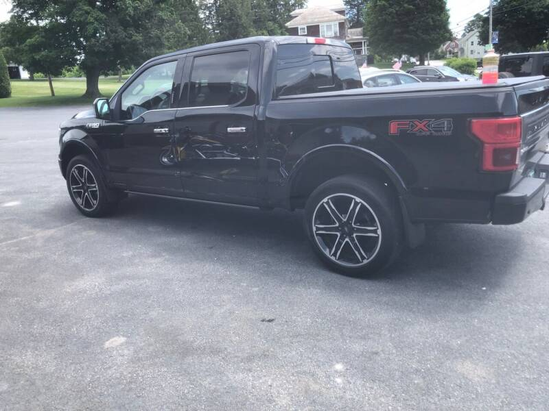2018 Ford F-150 for sale in Pittsford, VT