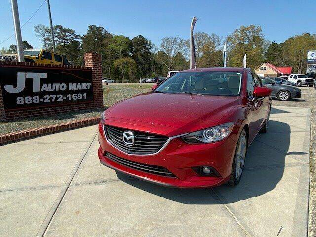 2014 Mazda MAZDA6 for sale at J T Auto Group in Sanford NC